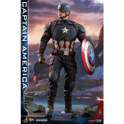 Marvel: Avengers Endgame - Captain America 1:6 Scale Figure