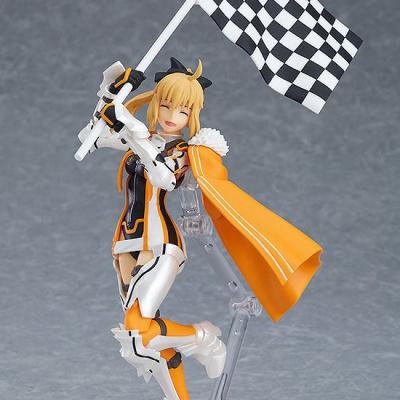 Goodsmile Racing & Type-Moon Racing figurine Figma Racing Altria Pendragon Racing ver. 14 cm
