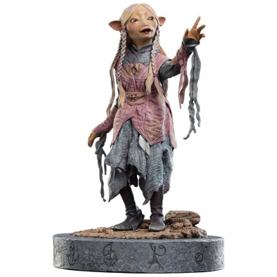Dark Crystal: The Time of Resistance 1/6 Brea The Gefling 19 cm beeld