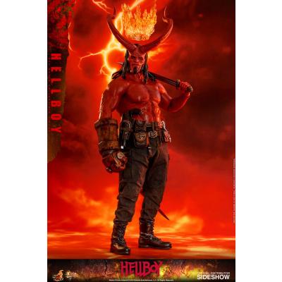 Hellboy 2019 Movie: Hellboy 1:6 Scale Figure