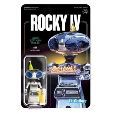 Rocky 4: Paulie's Robot - 3.75 inch ReAction Figure