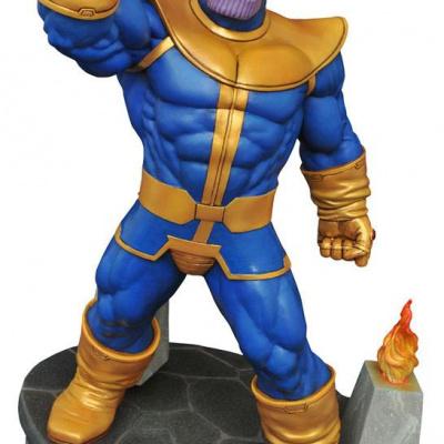 Marvel statue Premier Collection Thanos 30 cm
