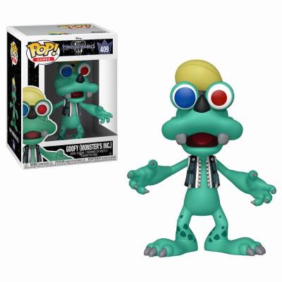 Pop Disney: Kingdom Hearts 3: Goofy Monsters Inc. 409