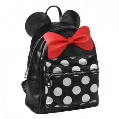 Disney Casual Fashion Backpack Minnie 22 x 25 x 11 cm