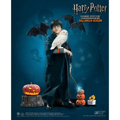 Harry Potter My Favourite Movie figurine 1/6 Harry Potter (Child) Halloween Limited Edition 25 cm