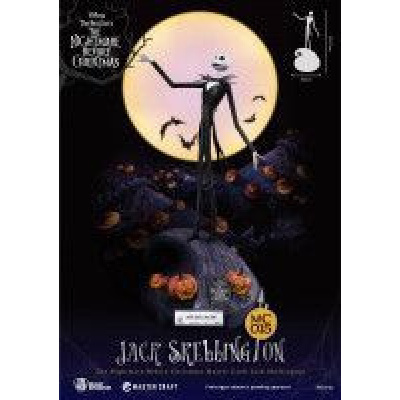 The Nightmare Before Christmas: Master Craft Jack Skellington Statue