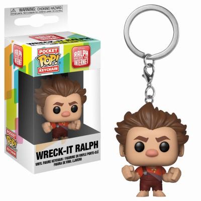 Pocket Pop Keychain: Disney Wreck it Ralph - Wreck it Ralph