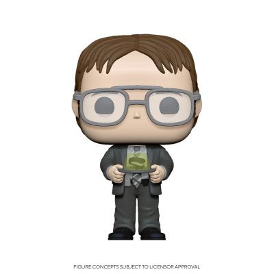 Pop! TV: The Office - Dwight with Jello Stapler