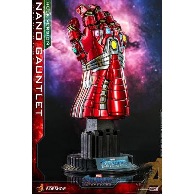 Marvel: Avengers Endgame - Hulk Nano Gauntlet 1:4 Scale Replica