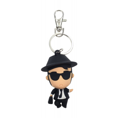 The Blues Brothers: Elwood Pokis Keychain