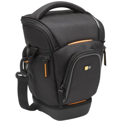 Case Logic SLR Sportieve Camera Tas (Zwart/Oranje Accent)