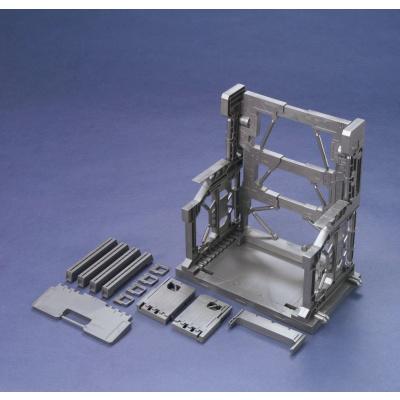 Builders Parts: Gun Metallic System Base 001