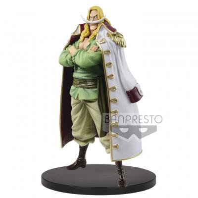 One Piece: The Grandline Men - Edward Newgate Deluxe Figure