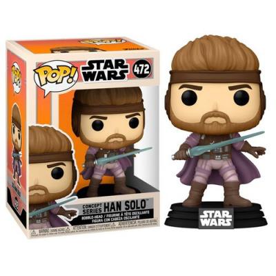 Pop! Star Wars: Concept Series - Han Solo
