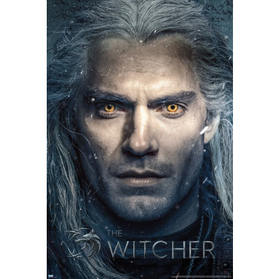 The Witcher: Close-Up 91 x 61 cm Poster