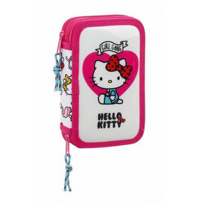 Hello Kitty double kit 28 pieces Girl Gang