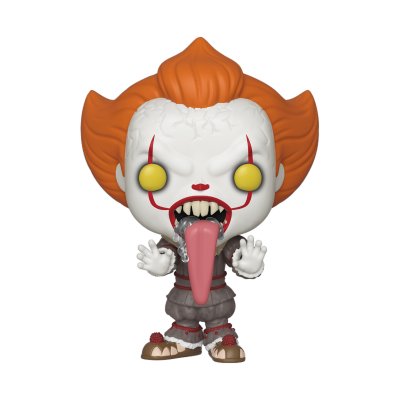 POP Movies: IT: Chapter 2 - Pennywise w/ Dog Tongue