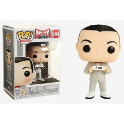 POP! Television 644: Pee-wee's Playhouse- Pee-wee Herman