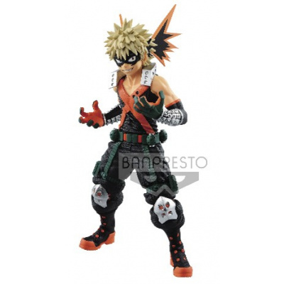 My Hero Academia: Katsuki Bakugo Texture Figure
