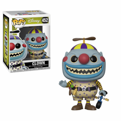 Pop Disney: Nightmare Before Christmas - Clown 452
