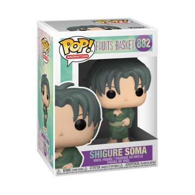 Pop! Anime: Fruits Basket - Shigure Soma