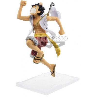 One Piece: Magazine Vol. 5 - Monkey D. Luffy Figure