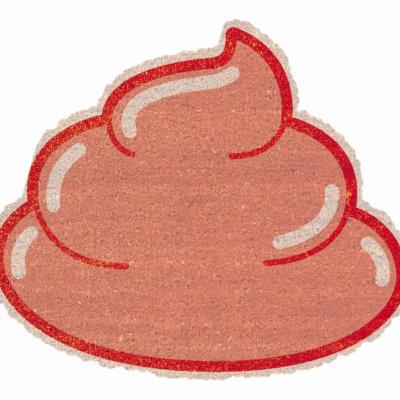 Dr. Slump: Poop 60 x 40 cm Doormat