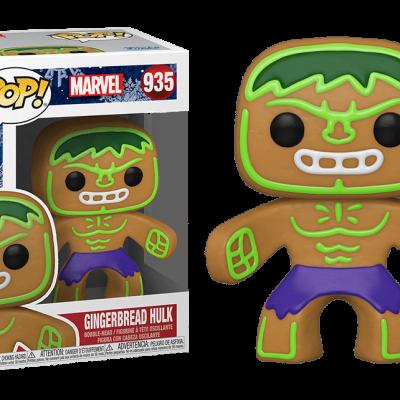 POP Marvel: Holiday - Gringerbread Hulk