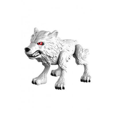 Game of Thrones Vinyl figurine Ghost (Wolf) 8 cm
