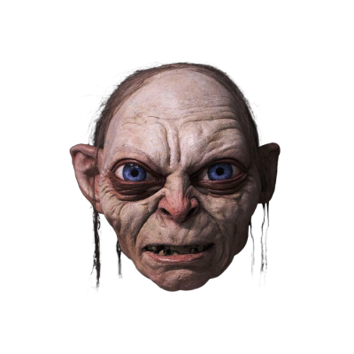 Lord of the Rings: Gollum Mask