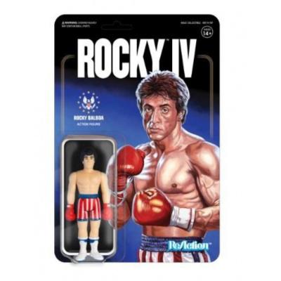 Rocky 4: Rocky - 3.75 inch ReAction Figure