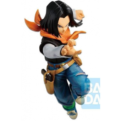 Dragon Ball Z: The Android Battle - Android 17