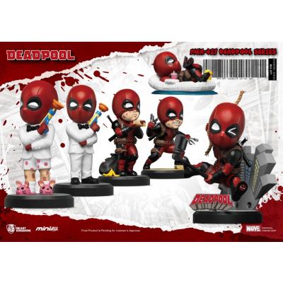 Marvel: Deadpool Series 3 inch Figure - 6 Piece CDU
