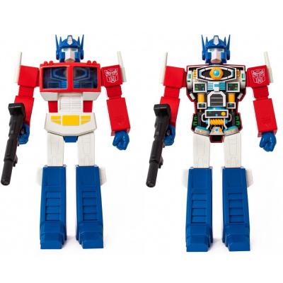 Transformers: Super Cyborg Optimus Prime - 11 inch Action Figure