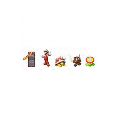 World of Nintendo Super Mario Diorama Lava Castle