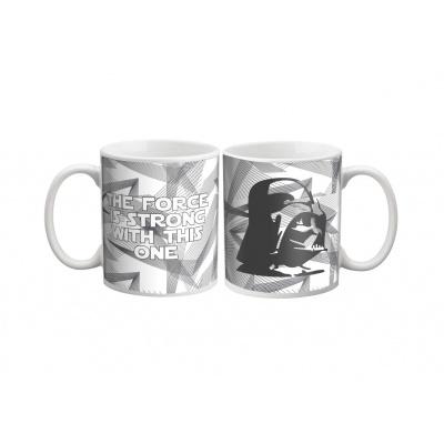 Star Wars: 20 oz Mug Intergalactic Darth Vader