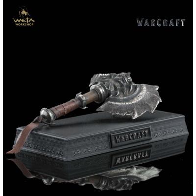 Warcraft Movie: Durotan's Axe 1:6 Scale Statue