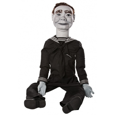 The Twilight Zone: Willie Puppet Prop