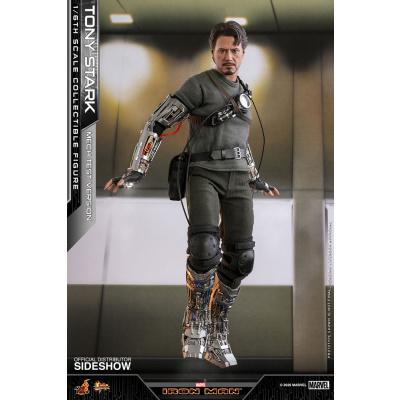 Marvel: Iron Man - Deluxe Tony Stark Mech Test Version 1:6 Scale Figure