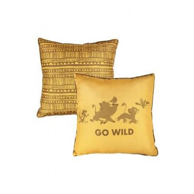 The lion King Cushion Premium Go Wild 40 x 40 cm
