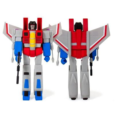 Transformers: Starscream - 3.75 inch Wave 1 ReAction Figure