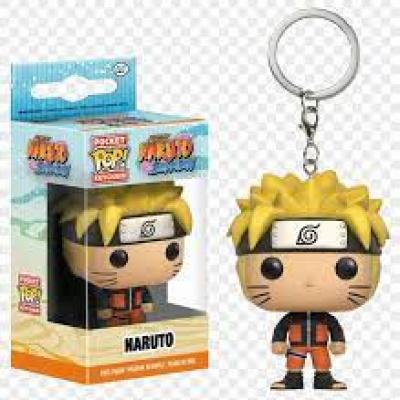 Pocket Pop Keychains : Naruto - Naruto