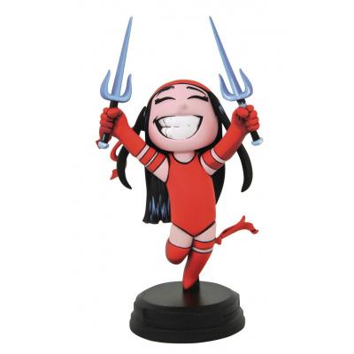 Marvel Animated: Elektra Statue