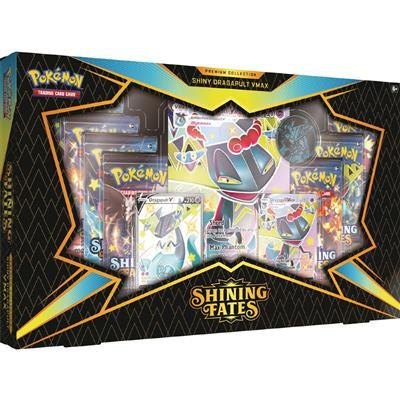 PKM - Sword & Shield 4.5 Shining Fates Premium Box - EN