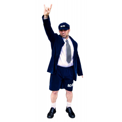 AC-DC: Angus Young Costume