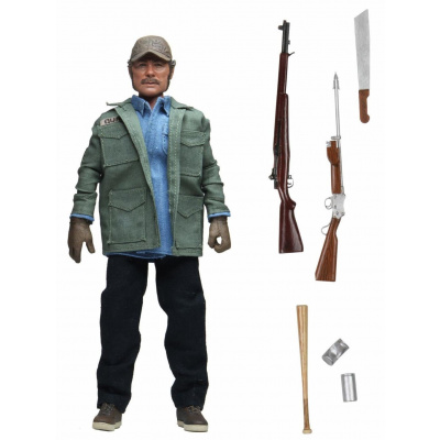 Jaws: Sam Quint - 8 inch Clothed Action Figure
