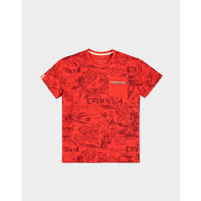 Marvel: Deadpool - Graffiti T-Shirt