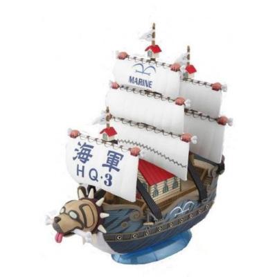 ONE PIECE - Model Kit - Ship - Garp - 15 CM