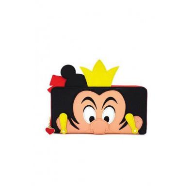 Zip Around Wallet - Disney - Alice In Wonderland Queen Of Hearts