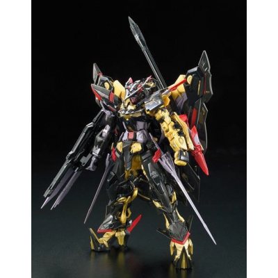 Gundam: Real Grade Gundam Astray Goldframe Amatsu Mina 1:144 Kit